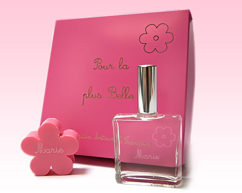 coffret parfum fille