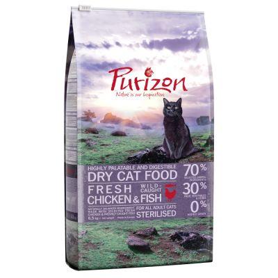 croquettes chat stérilisé sans céréales