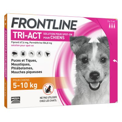 frontline tri act chien