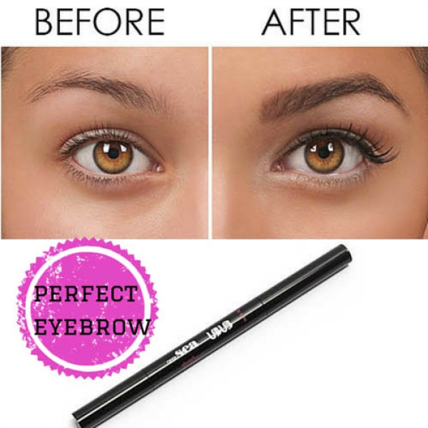 maquillage sourcils waterproof