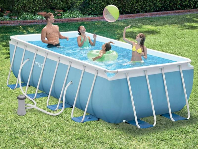 piscine intex rectangulaire