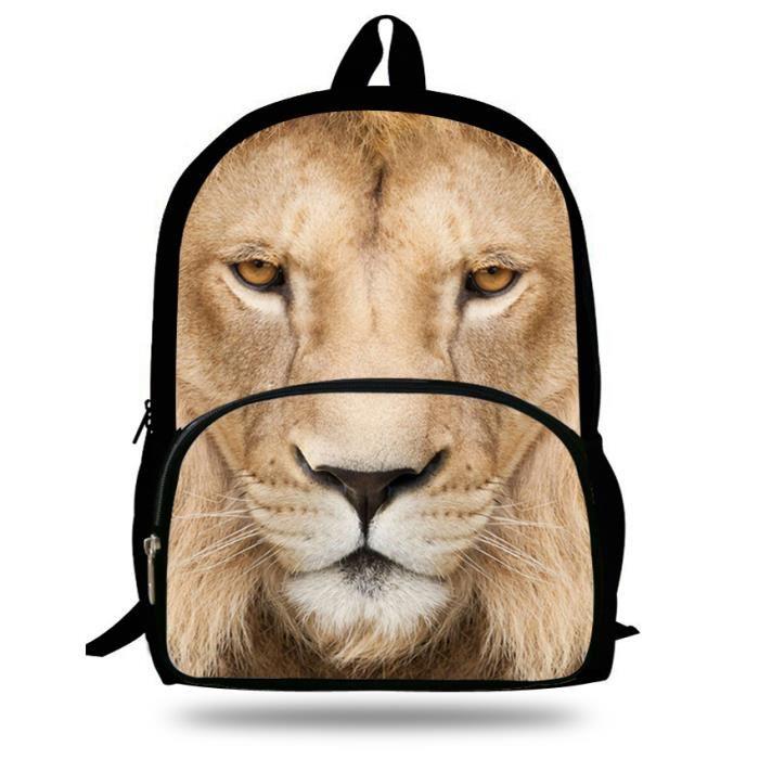 sac à dos lion