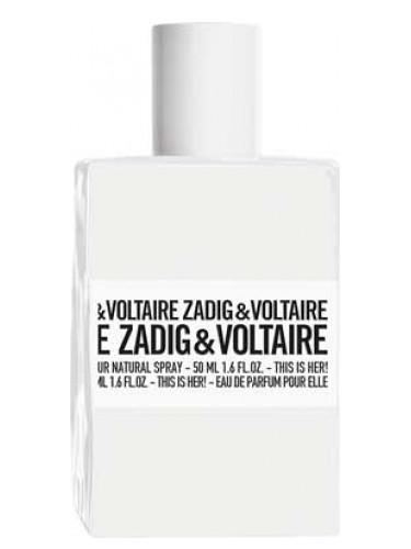 zadig et voltaire parfum