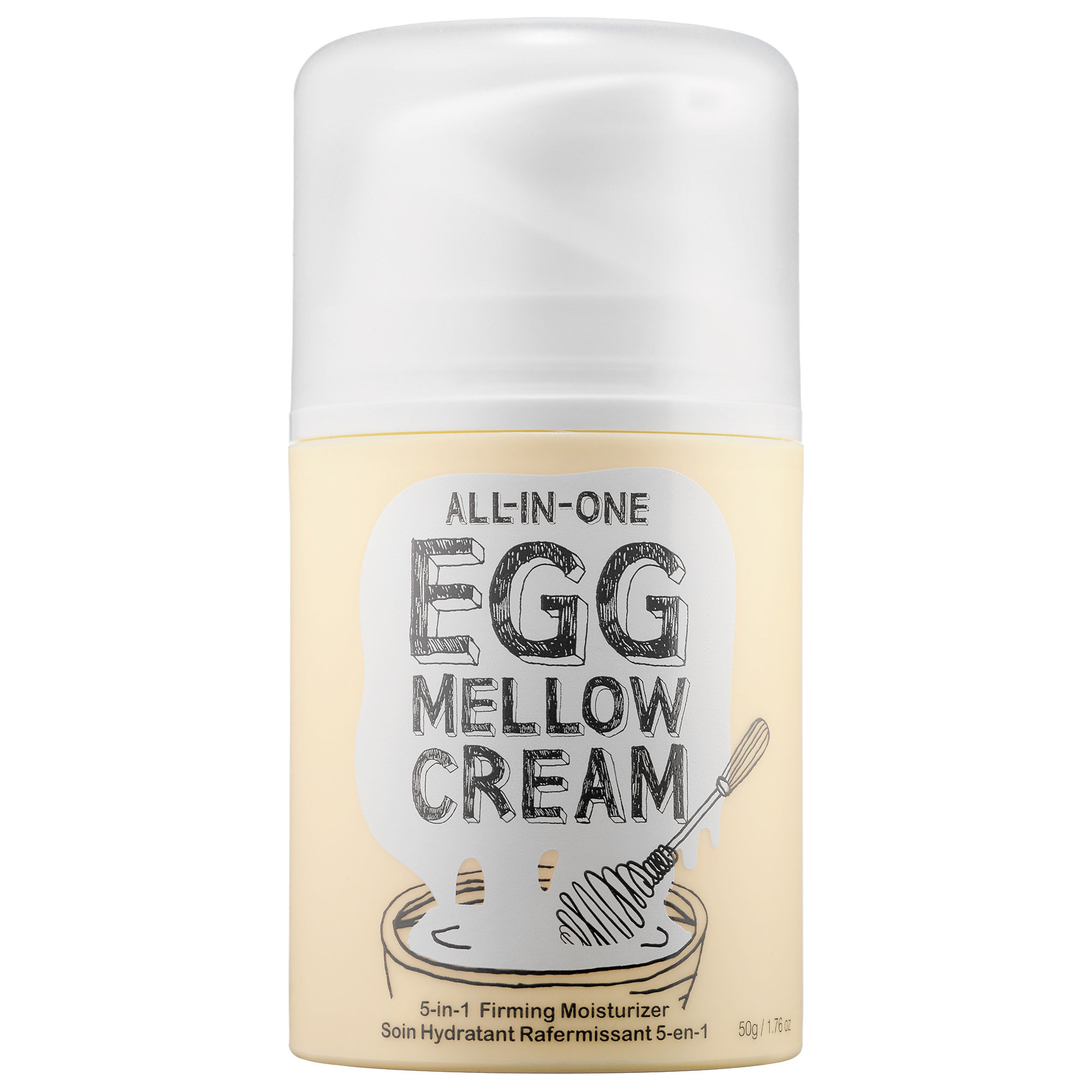 egg mellow cream