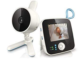 babyphone avent camera