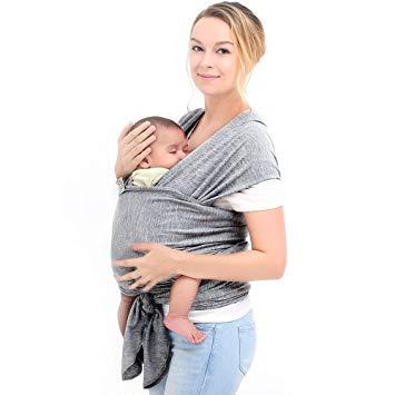 foulard porte bébé