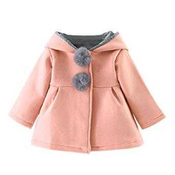 manteau bébé fille