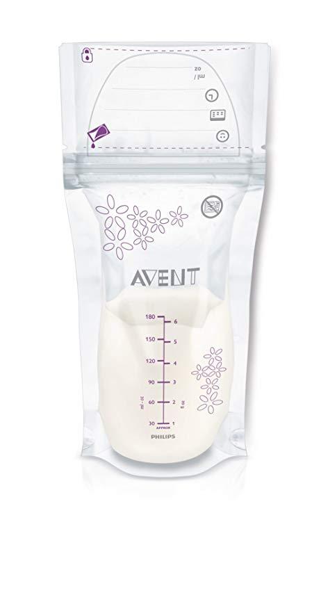 sac de congélation lait maternel