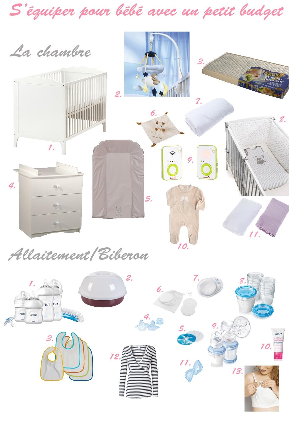 tout ce qu il faut pour bebe