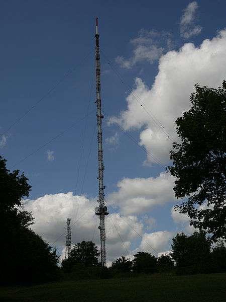 antenne hertzienne