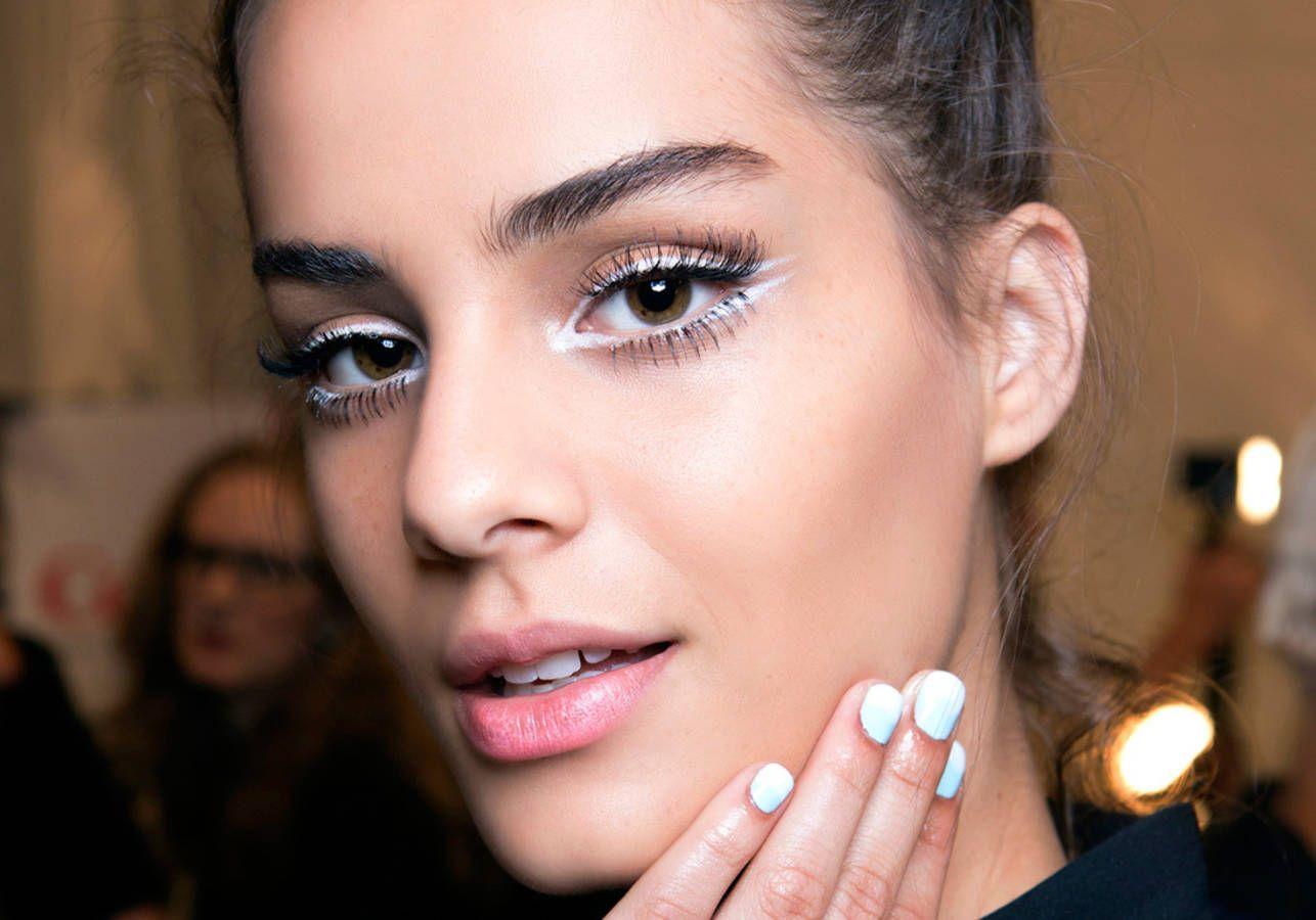 eye liner blanc
