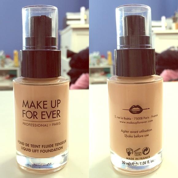 make up forever france