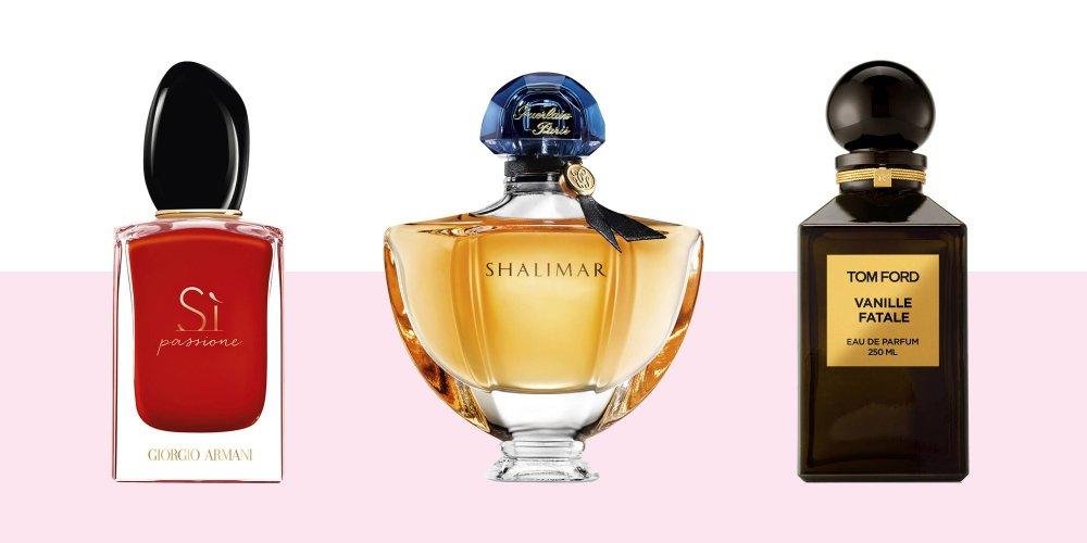 parfum a la vanille