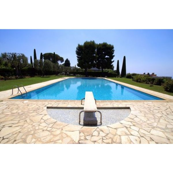 piscine plongeoir