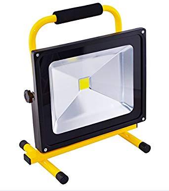 projecteur led batterie