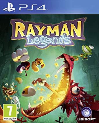 rayman ps4