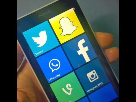 snapchat windows phone