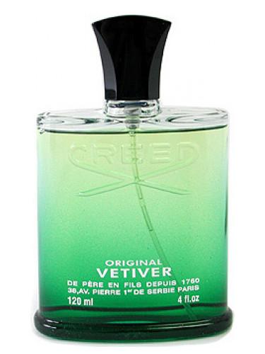vetiver parfum